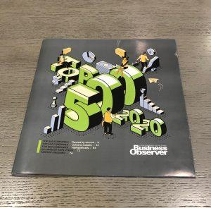 Aubuchon Team of Companies Makes Top 500 List