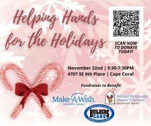 Helping Hands for the Holidays 2021